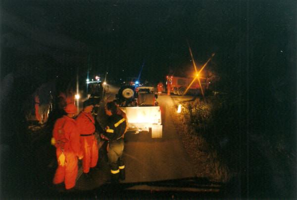 2001 08 31 Incendio Quercianella - 2