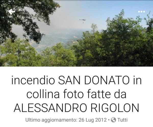 2012 07 26 Incendio San Donato
