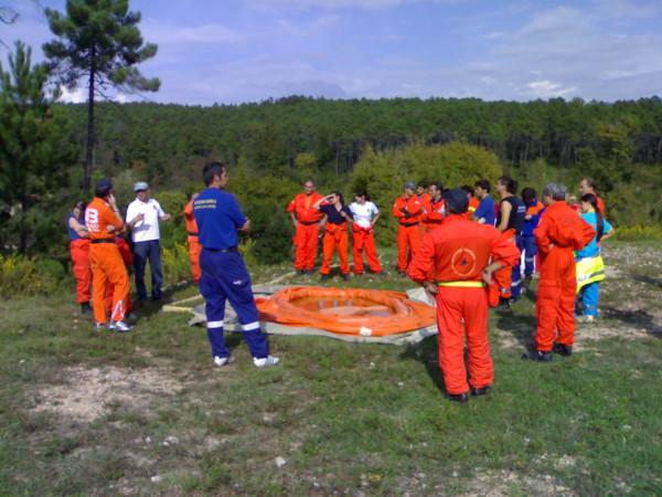 2007 10 06 Corso Regionale AIB Monticiano (SI)