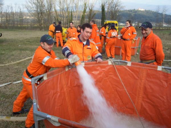 2008 02 23 Corso idrovore - Rignano Sull Arno (FI)