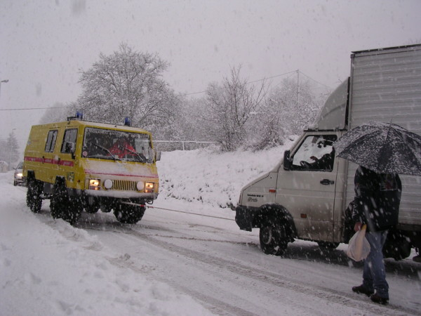 2005 01 20 La neve