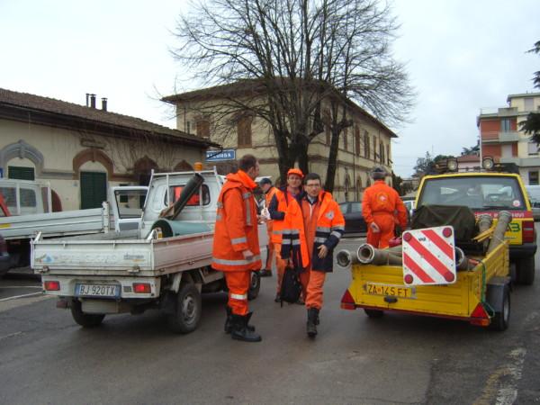 2006 01 02 Alluvione Sinalunga