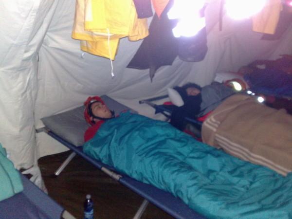 Dormire in sicurezza