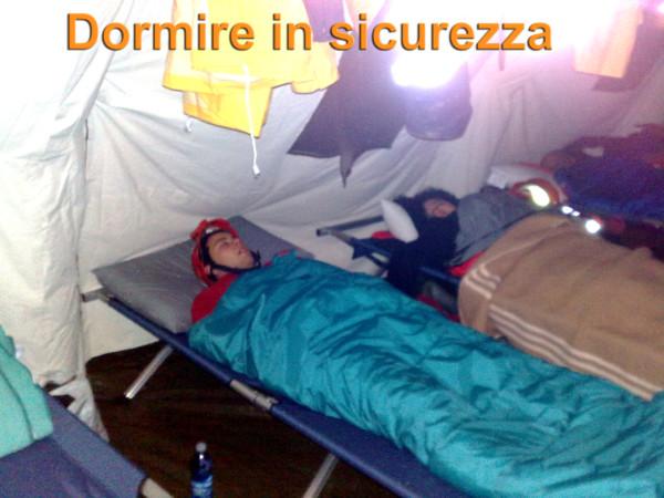 Dormire in sicurezza 2